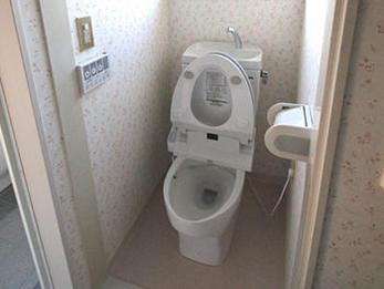 すっきりとしたトイレになり満足しております。