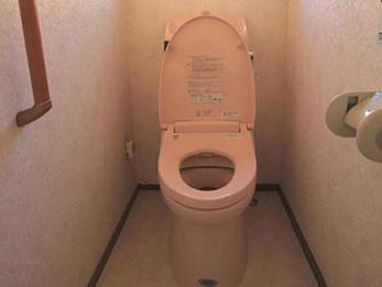 便利なトイレになり、快適です。