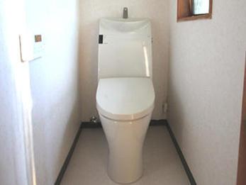 スタイリッシュなトイレになり満足です。