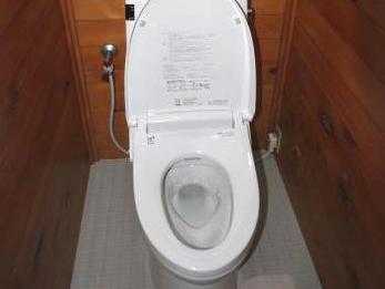 トイレが明るくなりとてもうれしいです。