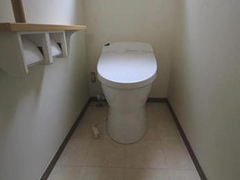 素敵なトイレで満足です。ありがとうございました。