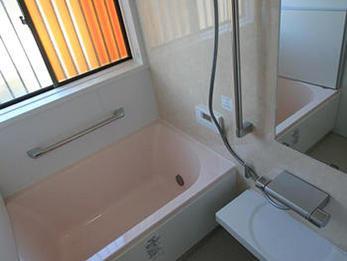 リフォーム後はお風呂からあがってからも身体が暖かくて、とてもうれしいです。