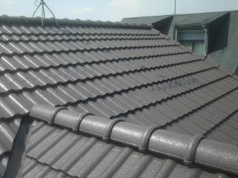 屋根塗装で美観を保ち耐久性をアップ。